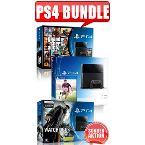 Playstation 4 Bundle kaufen